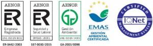 certificados + oshas