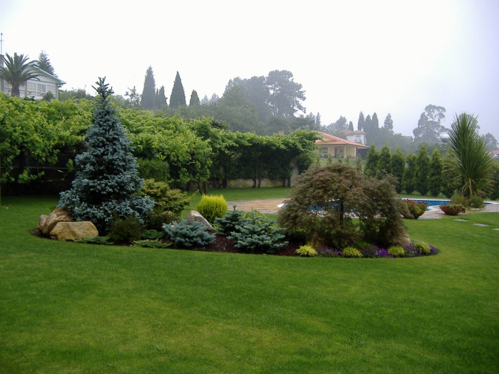 Paisajismo y dise o de jardines y parques for El jardin online