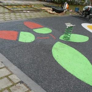 Uso de PlayTop en parques infantiles