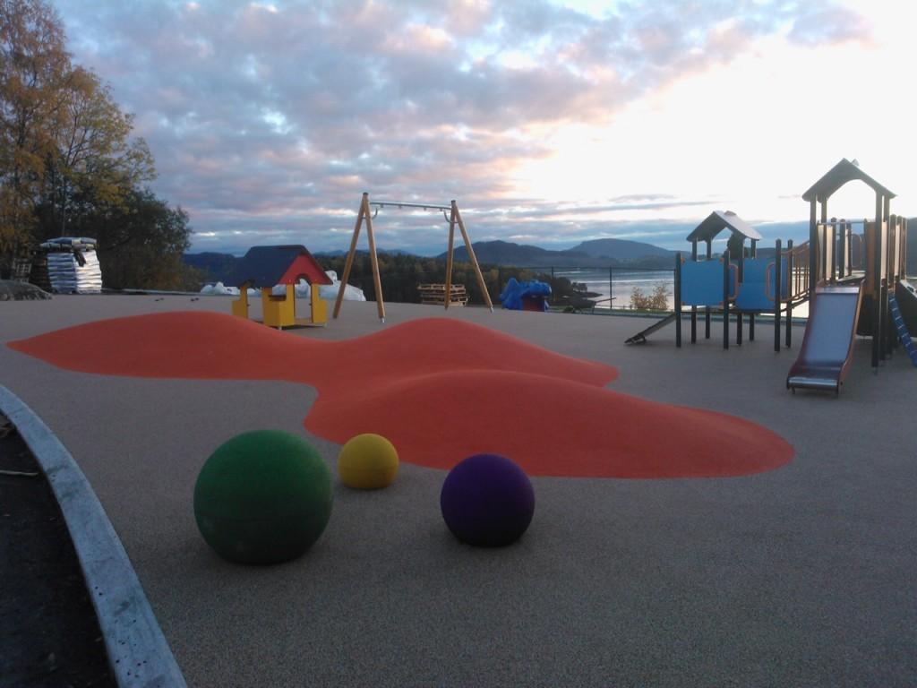 Playtop en Parques infantiles