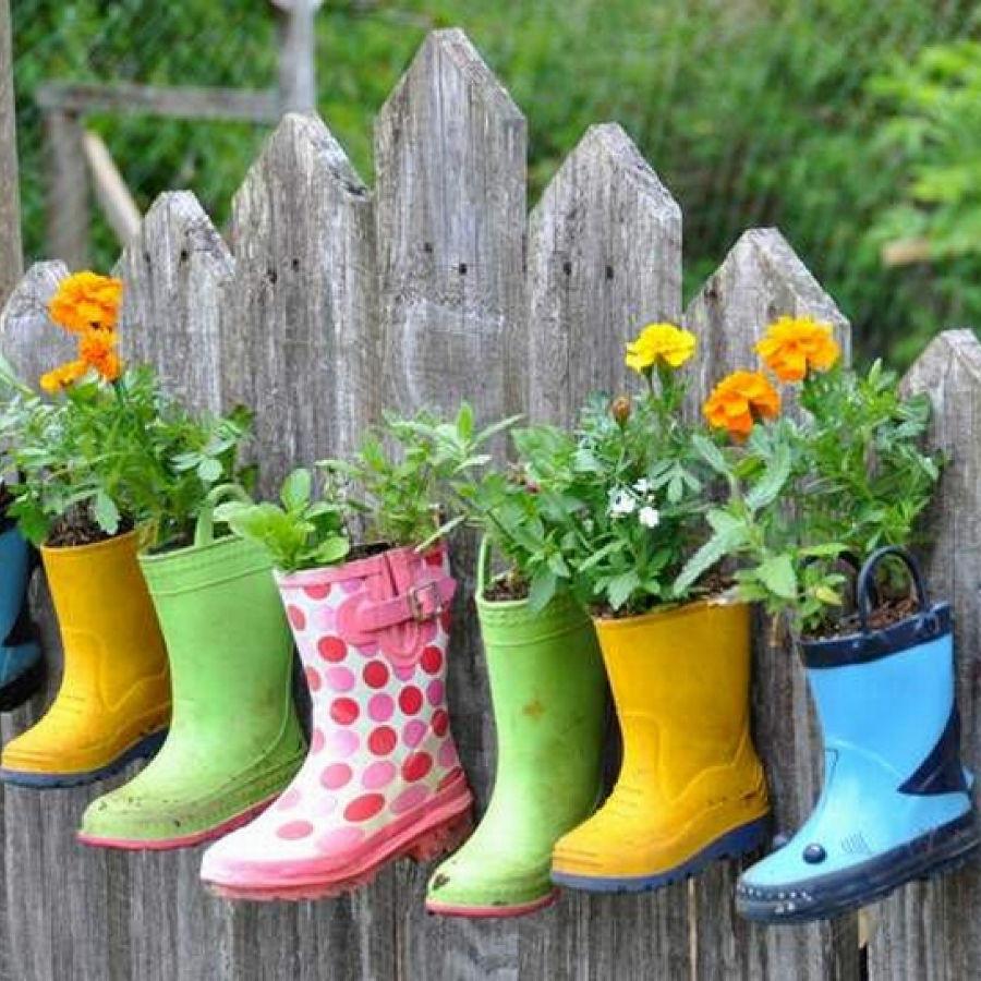 jardin vertical en botas