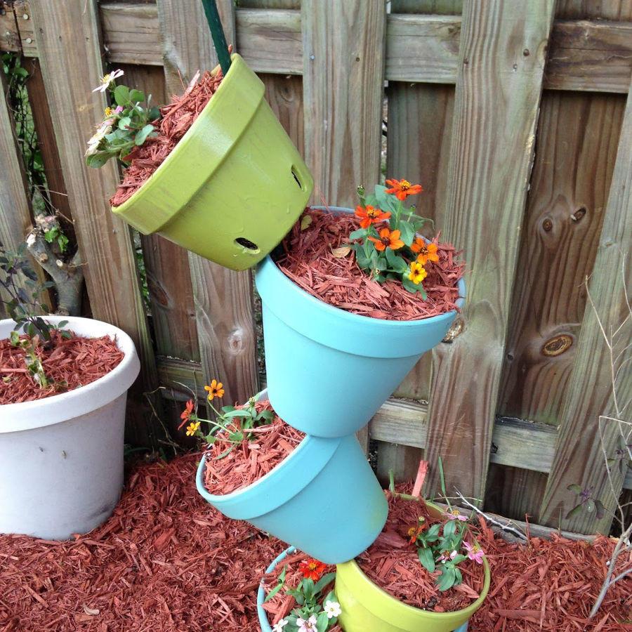 Macetas para jardin vertical interesting tambin puedes for Macetas para muros verticales
